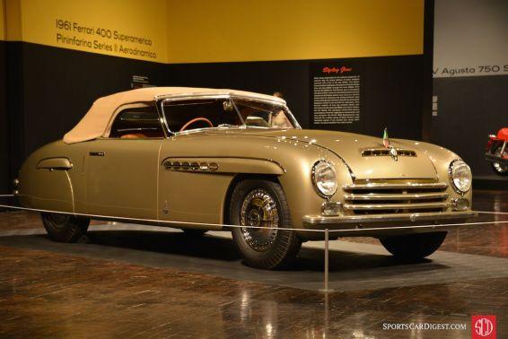 1946 Alfa Romeo 6C 2500 S