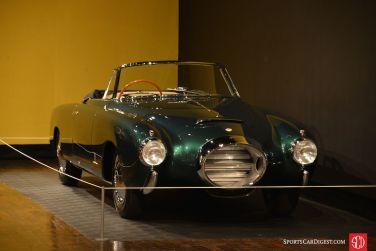 1952 Lancia B52 Aurelia PF200 Spider