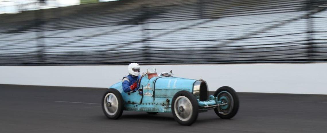 Nathanael Greene, 25 Bugatti T 35