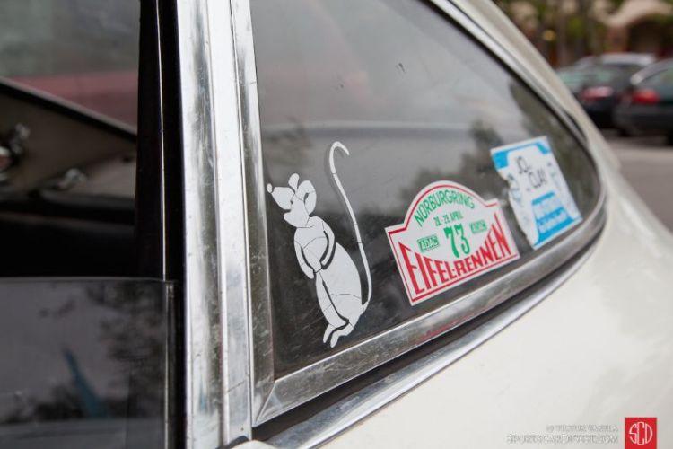 Nicolas Hunziker's White Mouse