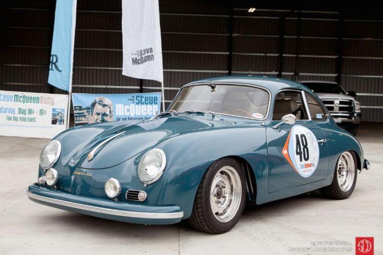 Ron Harris' Porsche 356 Outlaw