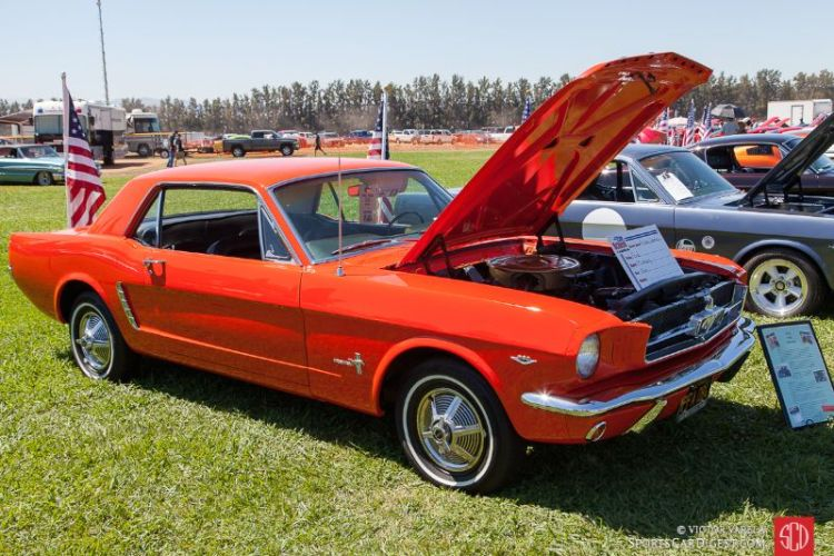 1965 Ford Mustang 289 of Kelly Garcia