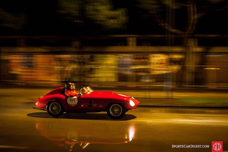 1955 Ferrari 750 Monza