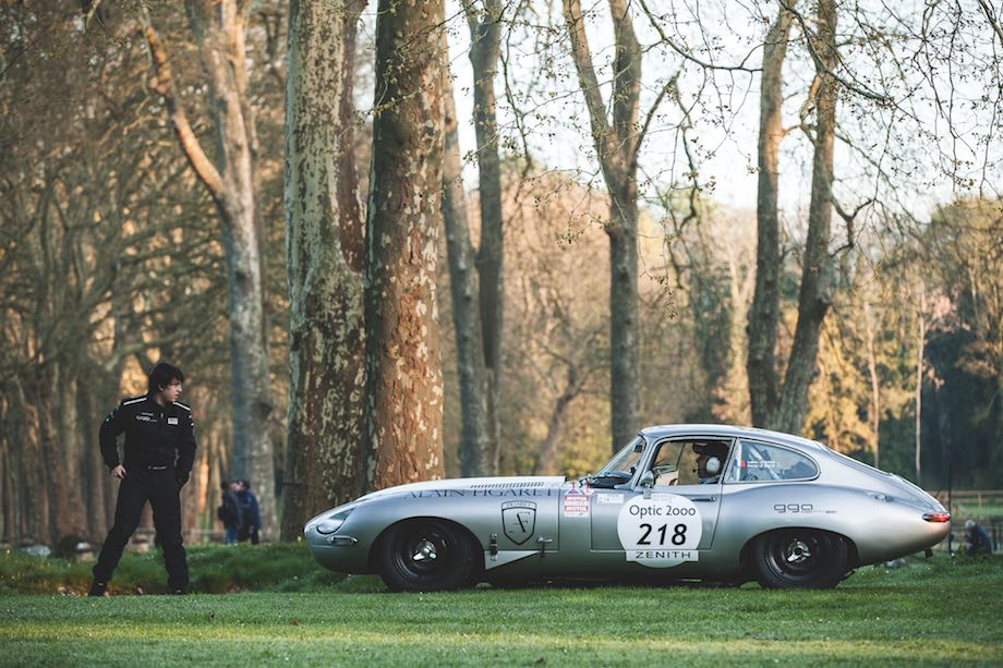 1962 Jaguar E-Type Series 1 FHC