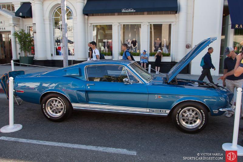1968 Shelby GT500 KR owned by Stuart Siegel