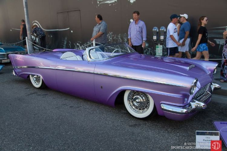 """1968 Packard """"Rita Hayworth"""" Sportster Kustom owned by John D'Agostino"""