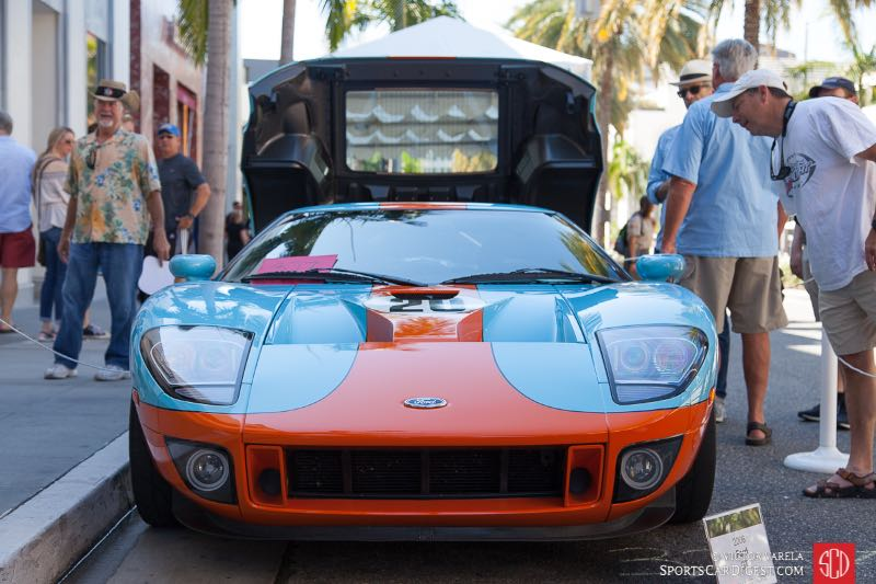 2006 Ford GT owned by Gary M. Tryhorn