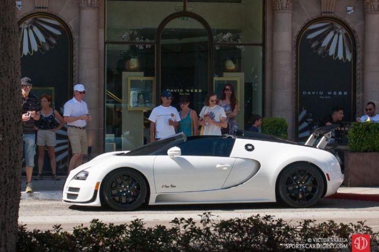 Bugatti Veyron 16.4 Grand Sport Vitesse L'Orque Blanc