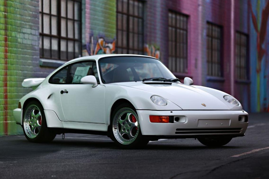 1994 Porsche 964 Turbo 3.6 S Flachbau (photo: Mathieu Heurtault)