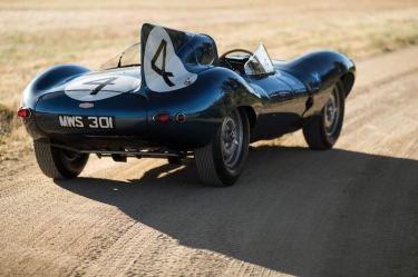 1955 Jaguar D-Type XKD501 (photo: Patrick Ernzen)