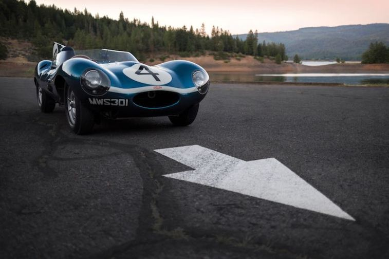 1955 Jaguar D-Type XKD501 (photo: Patrick Ernzen)
