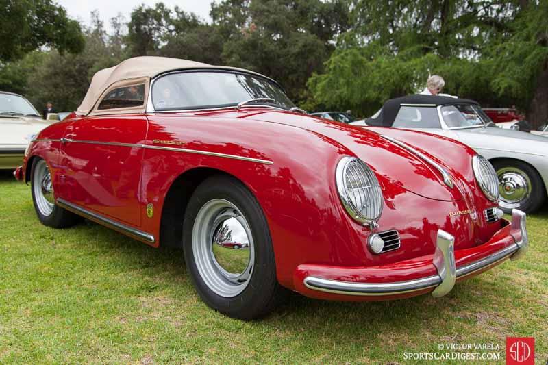 Steve Hoskin's 1956 Porsche 356 A Speedster