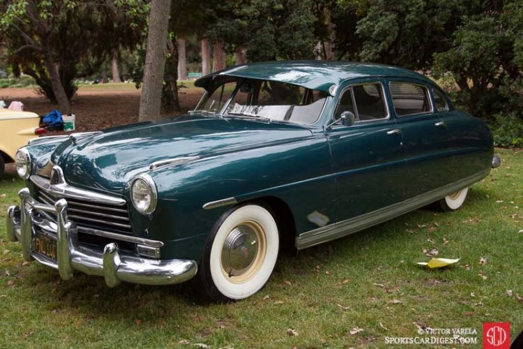 1949 Hudson Super 8 owned by C. Joel Shapiro