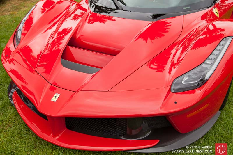2014 Ferrari LaFerrari owned by David Lee