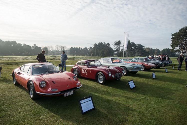 1968 Ferrari Dino 206 GT, Chassis 00116