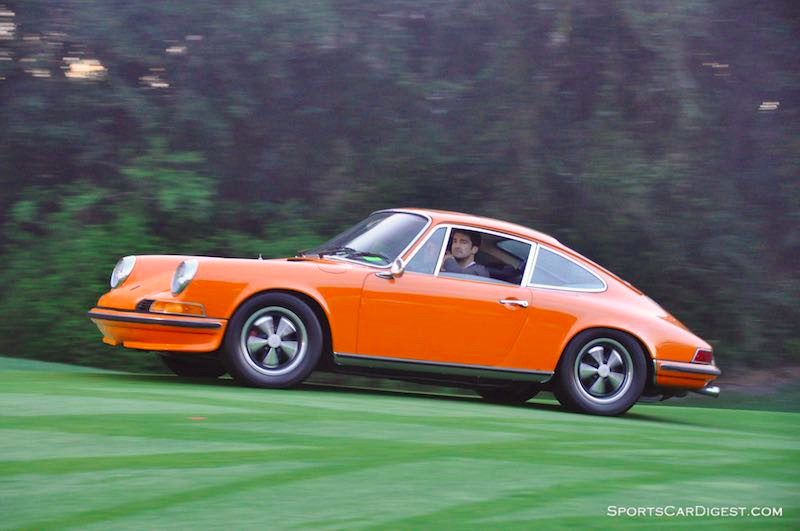 Cars and Coffee at 2015 Amelia Island Concours