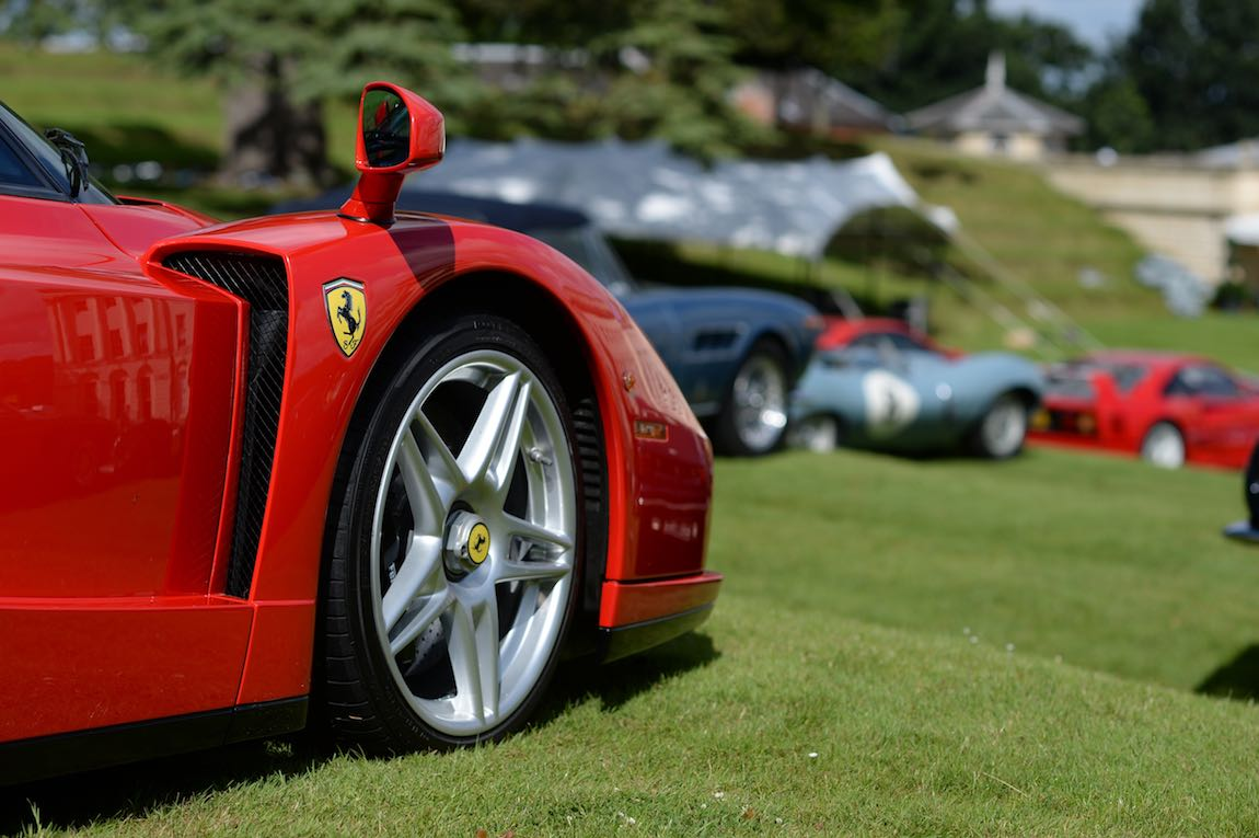 2003 Ferrari Enzo (photo: Rufus Owen)