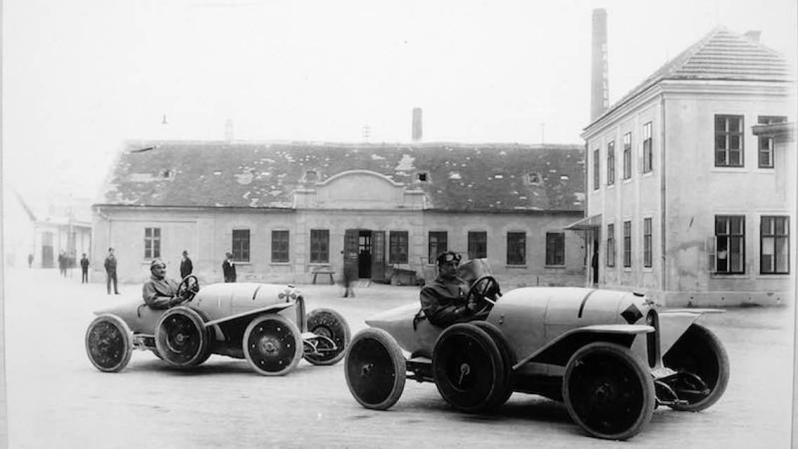 1922 Austro-Daimler