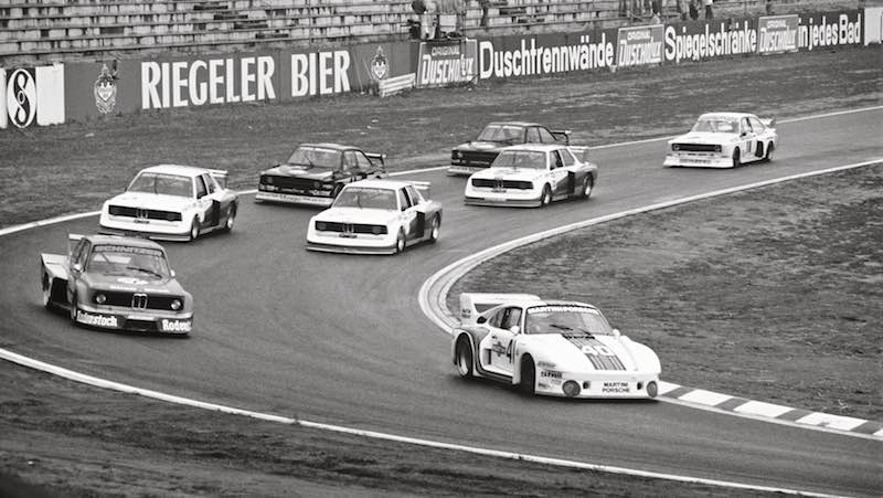 1977 Porsche 935 'Baby' at Hockenheimring