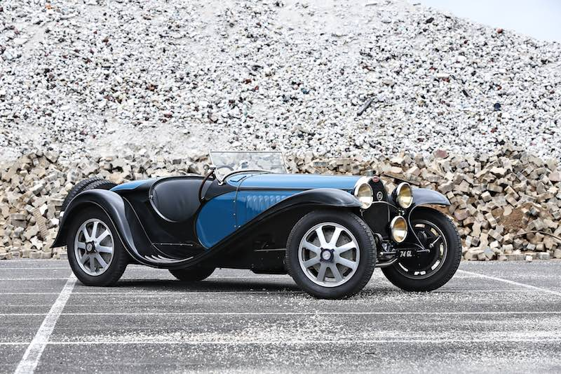 1932 Bugatti Type 55 Roadster (photo: Mathieu Heurtault)