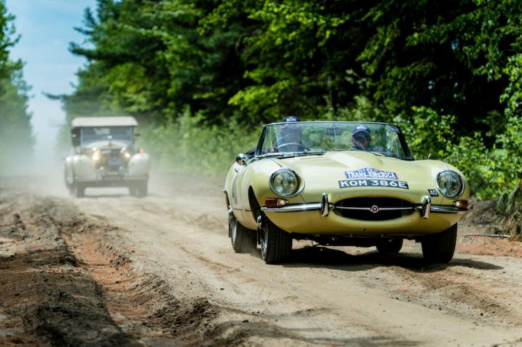 1967 Jaguar E-Type Series 1 OTS