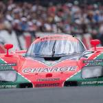 Mazda 767B Returns to Track in Monterey
