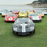 Pebble Beach Concours d'Elegance 2016 - Report and Photos
