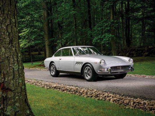 1967 Ferrari 330 GT 2+2 Series II by Pininfarina (RM Sotheby's)