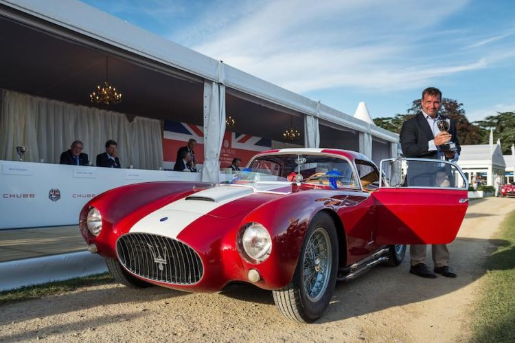 Salon Prive 2016