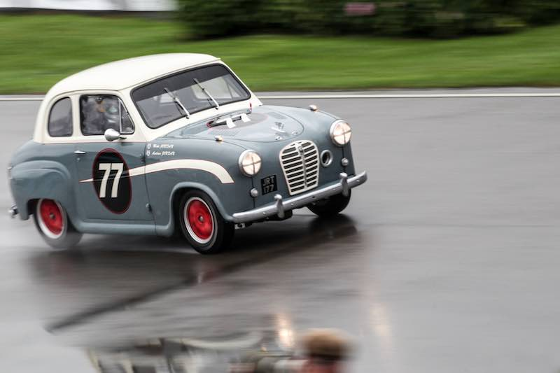 Andrew Jordan, 1959 Austin A30, 2016 Goodwood Revival