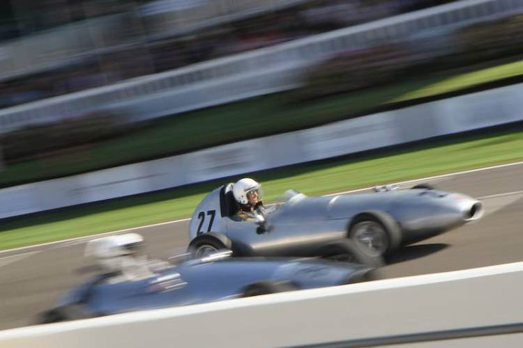 Goodwood Revival 2016, Chichester Cup (photo: Adam Beresford)