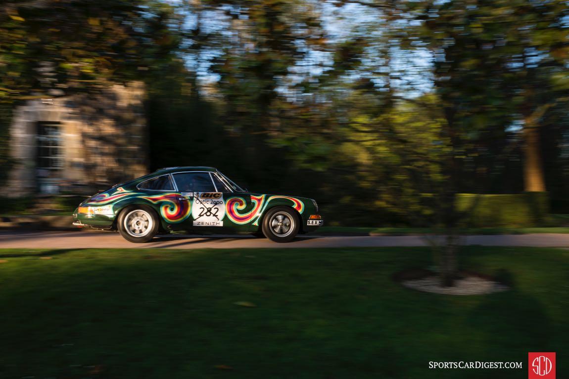 1972 Porsche 911 ST