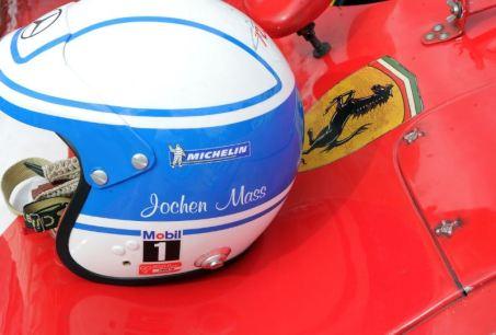 Lancia Ferrari D50A, Jochen Mass