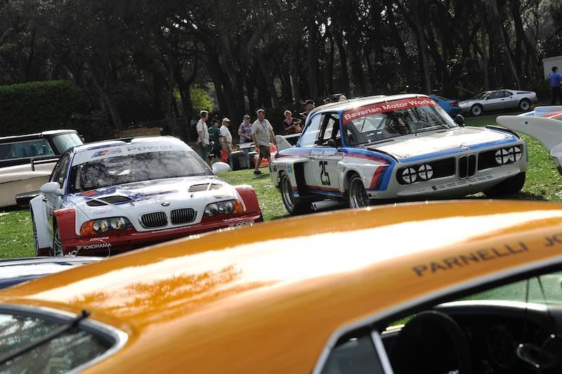 BMW M3 GTR and 3.0 CSL