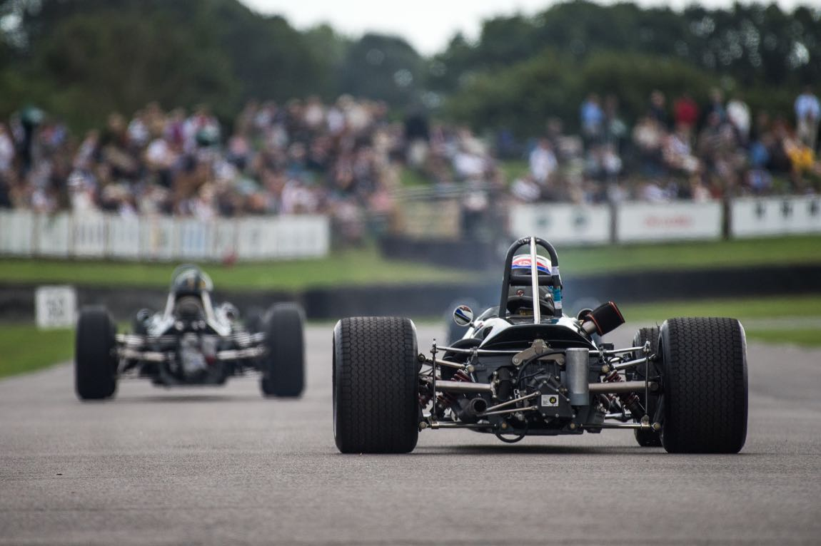 Goodwood Revival 2016 (Photo: Jayson Fong)