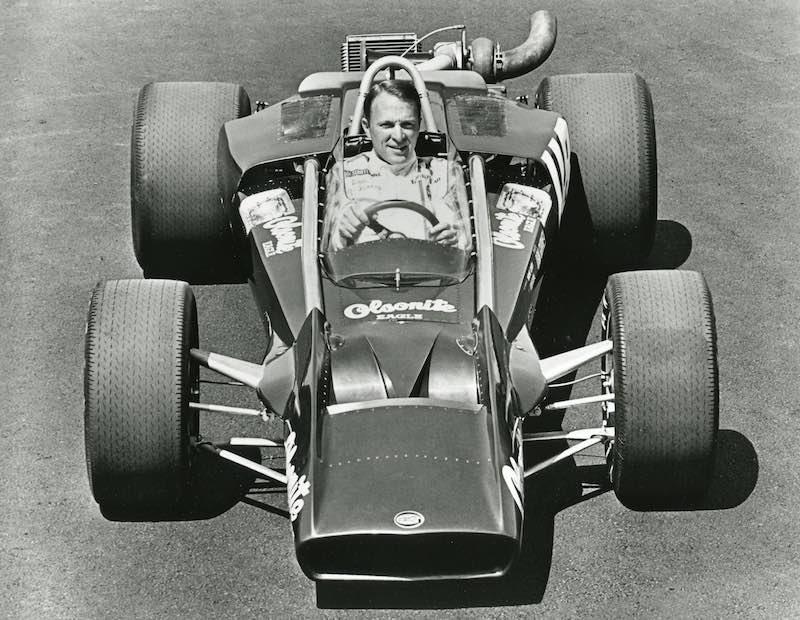 Dan Gurney Eagle Indycar