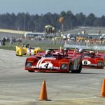Photo History of Ferrari Racing at Daytona