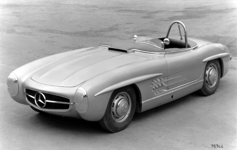 Mercedes-Benz touring sports car 300 SLS (W 198), 1957