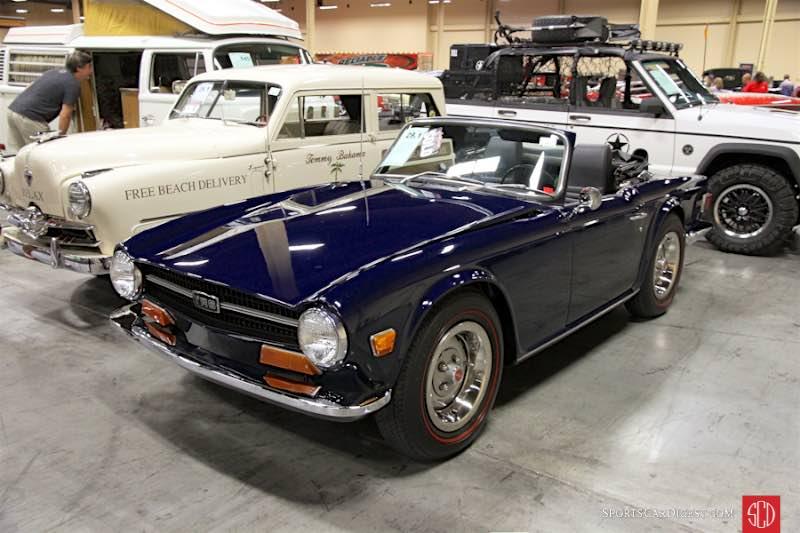 1969 Triumph TR6 Convertible