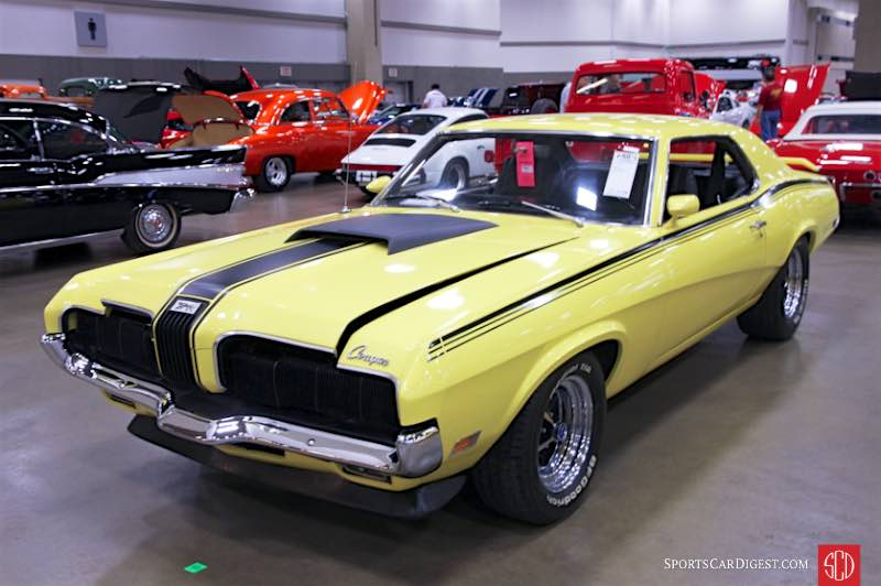 1970 Mercury Cougar Eliminator 2-Dr. Hardtop