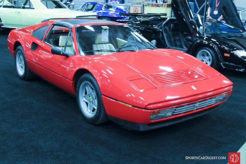 1986 Ferrari 328 GTS Targa, Body by Pininfarina