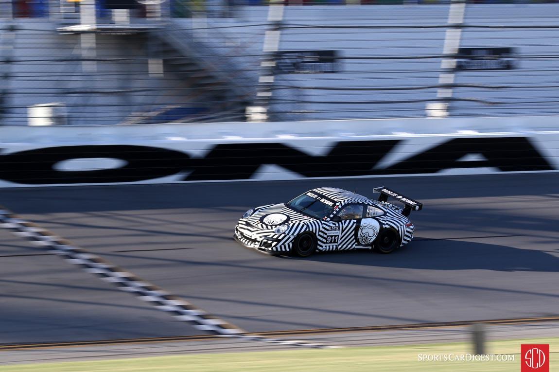 Jonathon Ziegelman, 08 Porsche 997 Cup