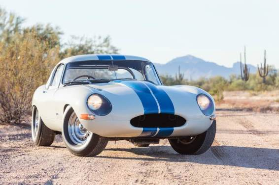 1963 Jaguar E-Type Lightweight Competition S850667