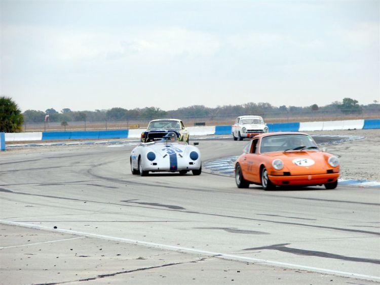 HSR Sebring Challenge Porsche 911