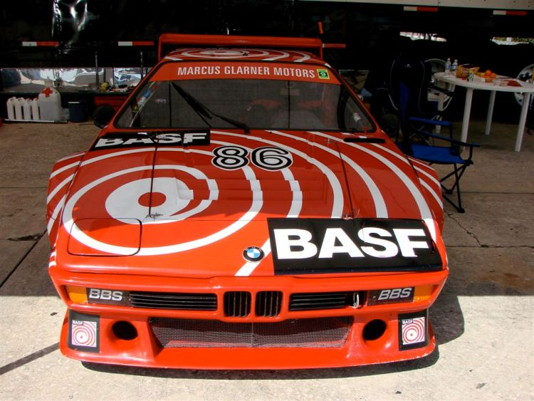 HSR Sebring Challenge BMW M1 Group 4