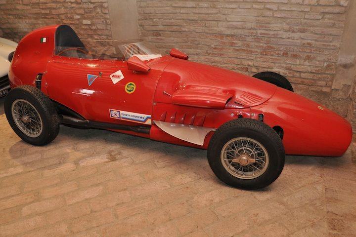 Stanguellini Formula Junior Race Car