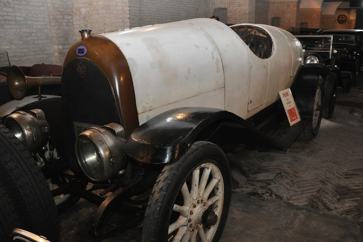 1918 Fiat Chiribiri