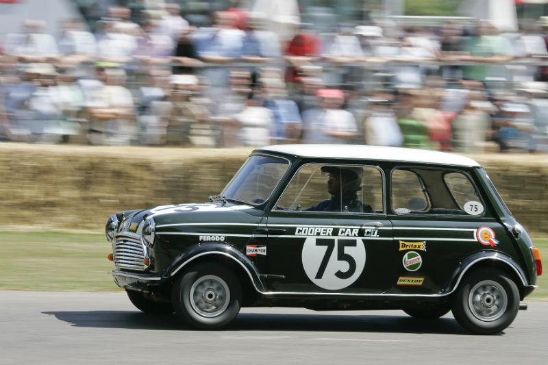 Morris Mini Cooper S