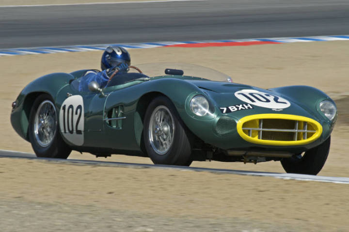 1957 Aston Martin DBR2 - Gregory Whitten
