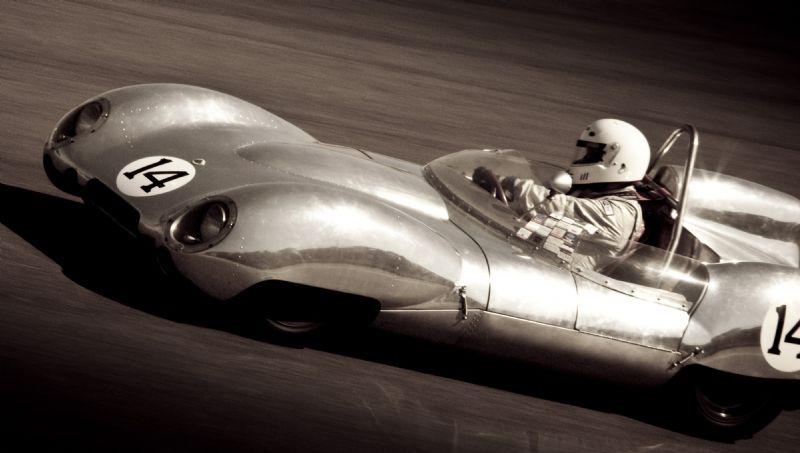 Jim Lawrence - 1958 Lotus 15